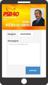 Vereador José Reis dos Santos screenshot 1