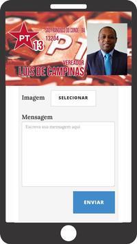 Vereador Luís Carlos Dantas screenshot 1