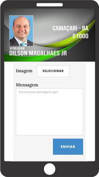 Vereador Dilson Magalhães Jr screenshot 1