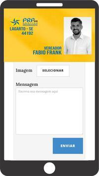 Vereador Fabio Frank screenshot 1