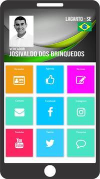 Vereador Josivaldo dos Brinquedo poster