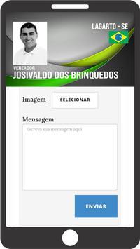 Vereador Josivaldo dos Brinquedo screenshot 1