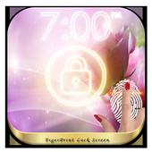 Fingerprint - Love Roses PRANK icon