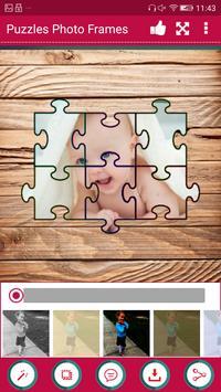 Puzzles Photo Frames screenshot 4