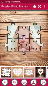Puzzles Photo Frames screenshot 5