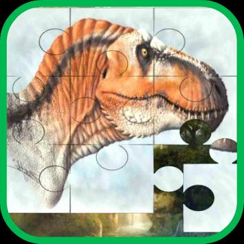 Dinosaur Games : Jigsaw Puzzle Games poster