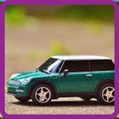 Mini Car Puzzle أيقونة