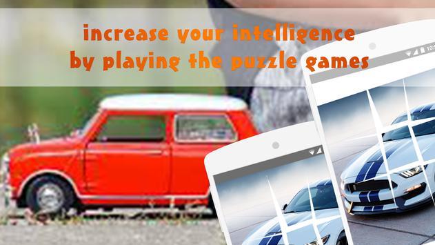 Mini Car Puzzle تصوير الشاشة 5