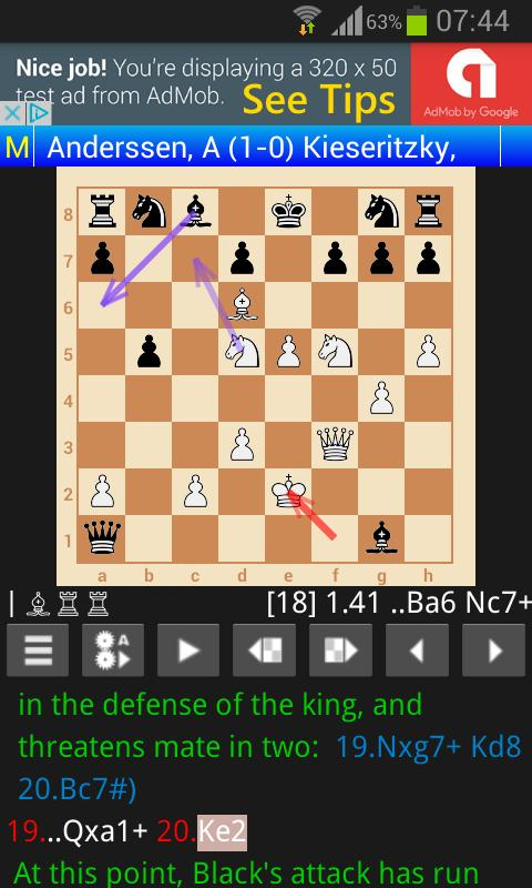Chess Analyze PGN Viewer for Android - APK Download