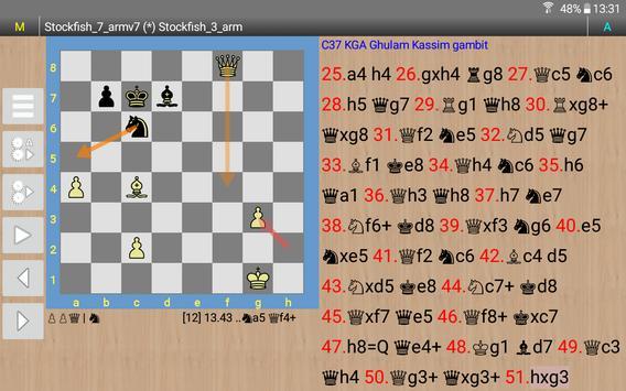 Chess Engines Play Analysis screenshot 8
