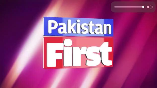 Pakistanfirst TV screenshot 2