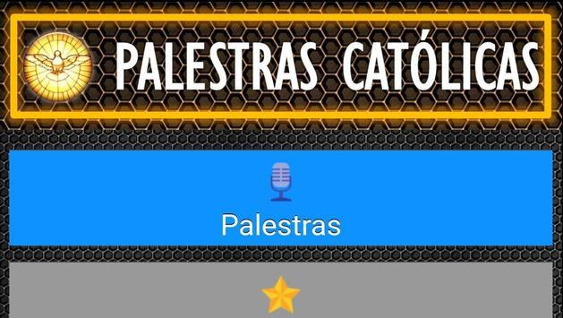 Palestras Católicas - Pregações em Áudio apk screenshot