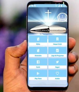 Holy Bible and Christian Harp with audio screenshot 1
