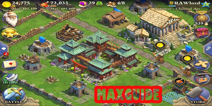 MAXGUIDE FOR DOMINATIONS screenshot 2