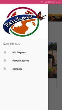Pa'where screenshot 1