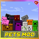 APK Pet mods for minecraft pe - mods for mcpe