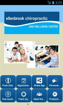 Ellenbrook Chiropractic Clinic poster