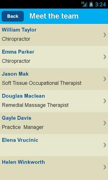 Ellenbrook Chiropractic Clinic screenshot 3