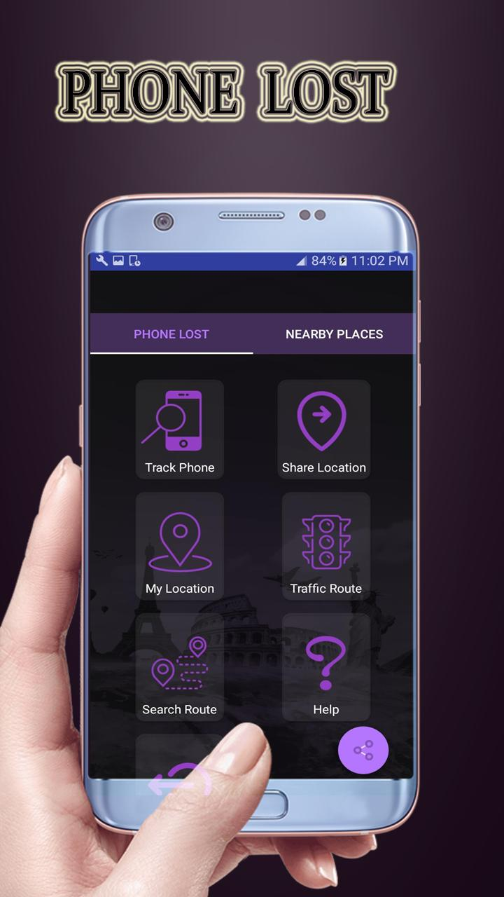 Phone Lookup Live Cell Tracker Mobile Locator GPS for Android - APK