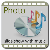 Photo Slide Show with Music icon