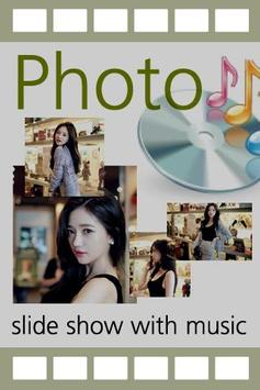 Photo Slide Show with Music apk screenshot