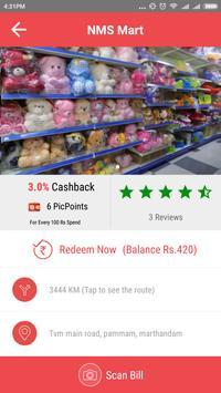 PicPaisa - Scan Bill Get Cash apk screenshot