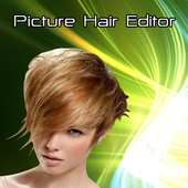 Picture Hair Editor icon