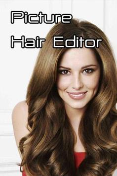 Picture Hair Editor poster