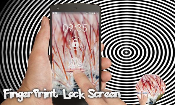 Fingerprint Pink Cactus - Fake screenshot 2