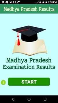 2018 Madhya Pradesh Exam Results - All Exam poster