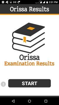 2018 Odisha Exam Results - All Examination poster