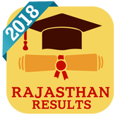 2018 Rajasthan Exam Results - All Examination icon