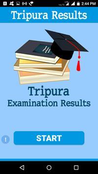 2018 Tripura Exam Results - All Examination poster