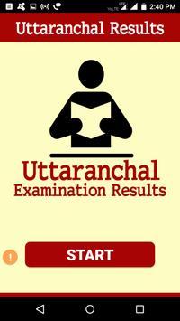 2018 Uttaranchal Exam Results - All Examination poster