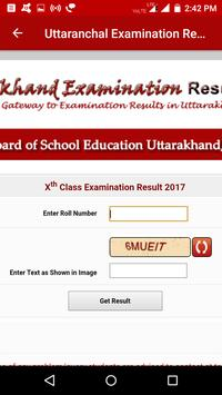 2018 Uttaranchal Exam Results - All Examination screenshot 9