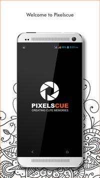 Pixelscue poster