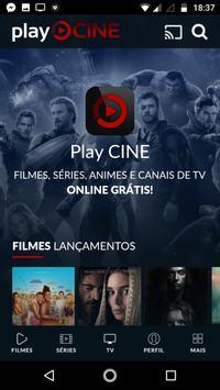 Play CINE imagem de tela 1