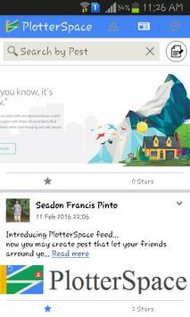 PlotterSpace apk screenshot