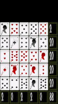 Poker Solitaire apk screenshot