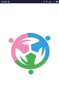poolatschool - Carpooling App poster