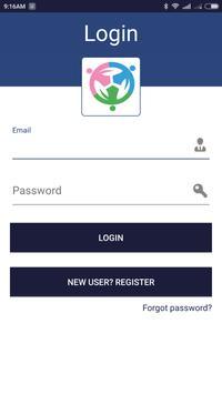 poolatschool - Carpooling App screenshot 1
