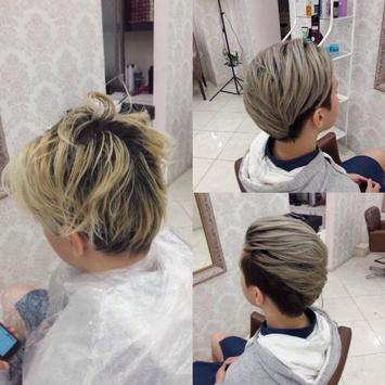 Youth hairstyles for a girl of screenshot 2