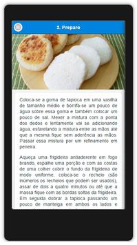Como Fazer Tapioca apk screenshot