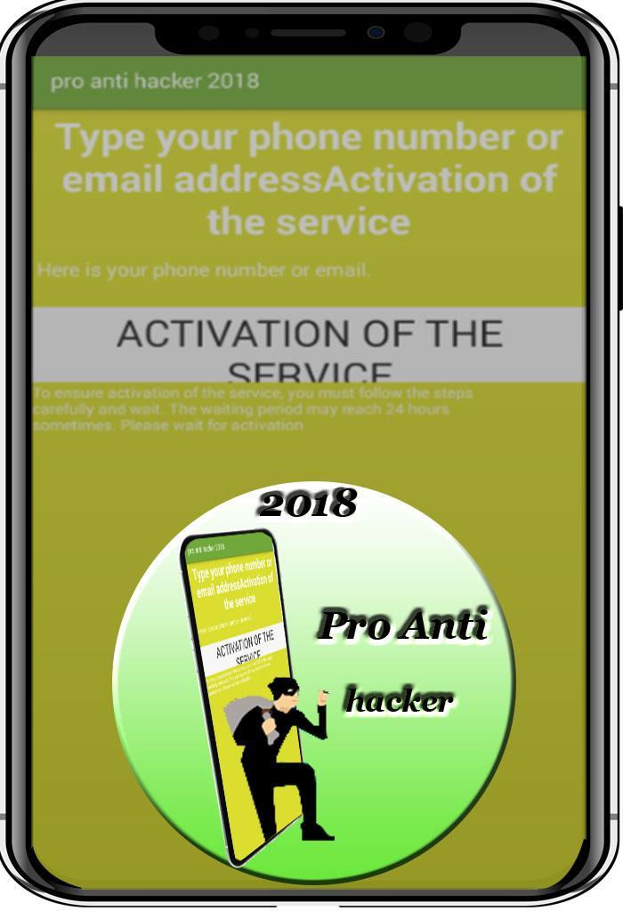 Pro Anti Hacker 2018 for Android - APK Download