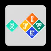 Quizz Fives icon