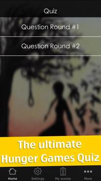 Quiz for The Hunger Games screenshot 5