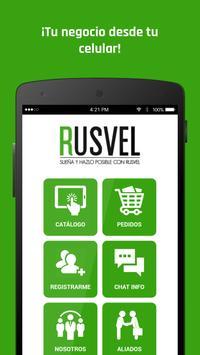 Rusvel poster