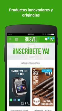 Rusvel screenshot 1