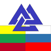 Russian Lithuanian Dictionary icon