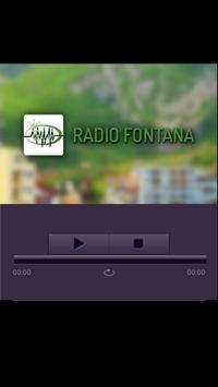Radio Fontana screenshot 1